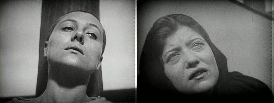 Jeanne d'Arc szenvedései (Le Passion de Jeanne d'Arc. Carl Theodor Dreyer, 1928)