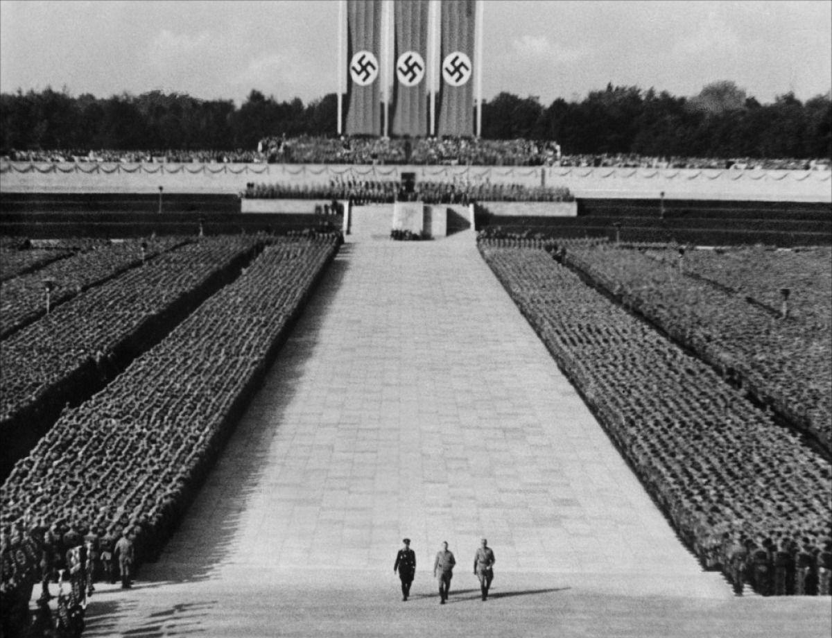 Az akarat diadala, Leni Riefenstahl, 1935.