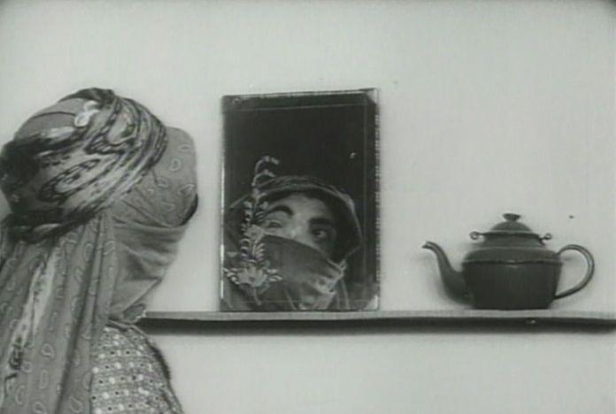 A ház fekete, Forugh Farrokhzad, 1963.