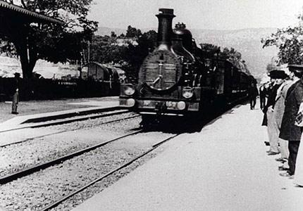 A vonat érkezése (Arrivée d'un train á la Ciotat)