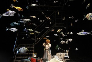 Tennessee Williams: Üvegfigurák (Békéscsabai Jókai Színház. Szerk. Seregi Zoltán, 2013