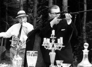 <em>Az ünnepségről és a vendégekről</em> (O slavnosti a hostech. Jan Němec, 1966)