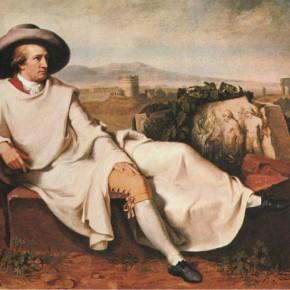 Goethe a fonográfba beszél