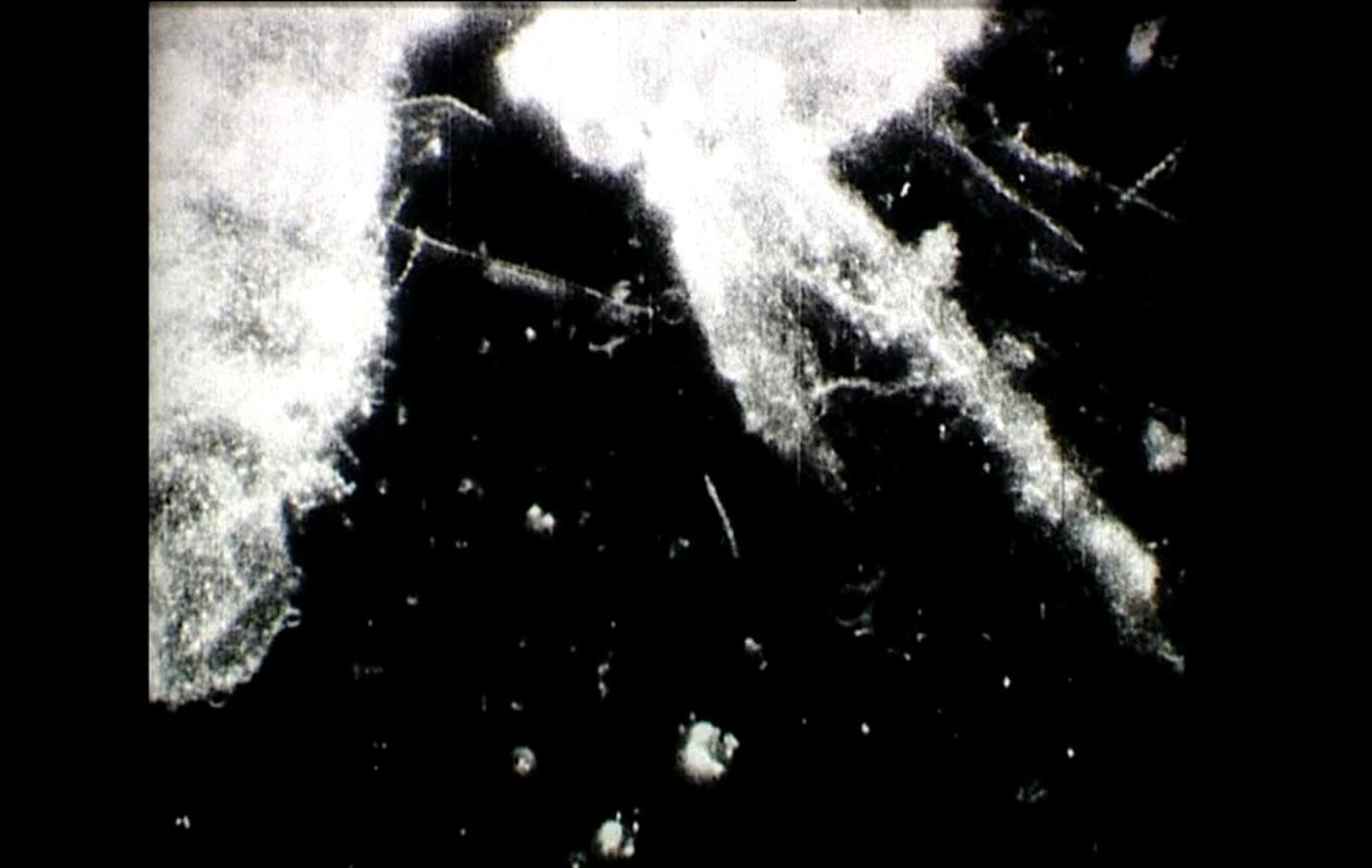 "Figure 5. still from microcinematographic film in Eugene Janovics, ""Menace"" [Vilagrem] (1920)."
