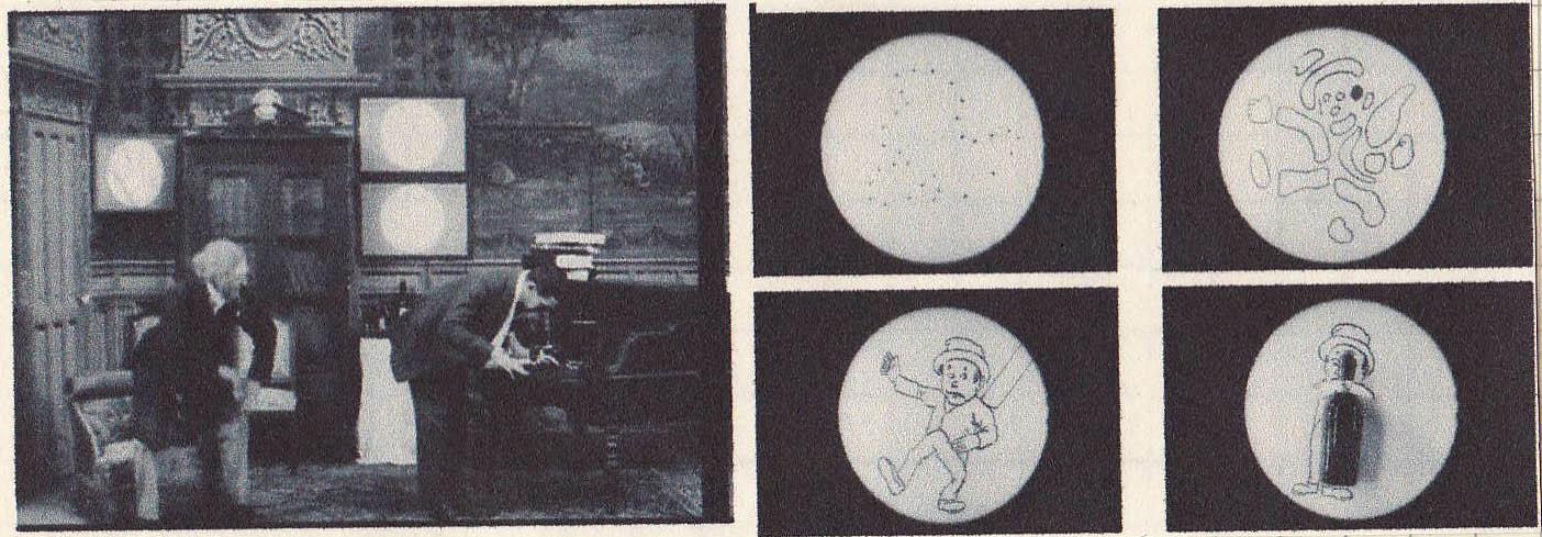 Les joyeux microbes, 1909
