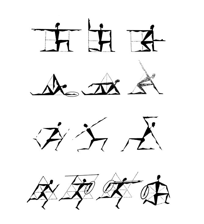 Geometrical sketches according to Duncan's system
