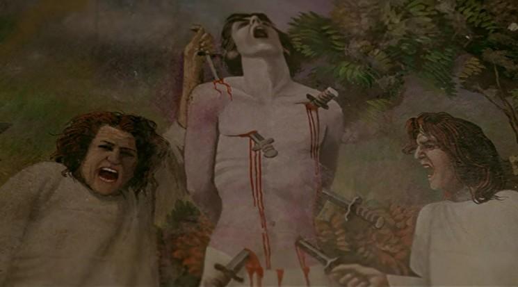 <em>A nevető ablakos ház</em> (1976) – A műfaj bizonyos darabjai úgy hajlanak a fantasztikumba, hogy a természetfeletti motívum nem válik a cselekmény lényegi szervezőelemévé.