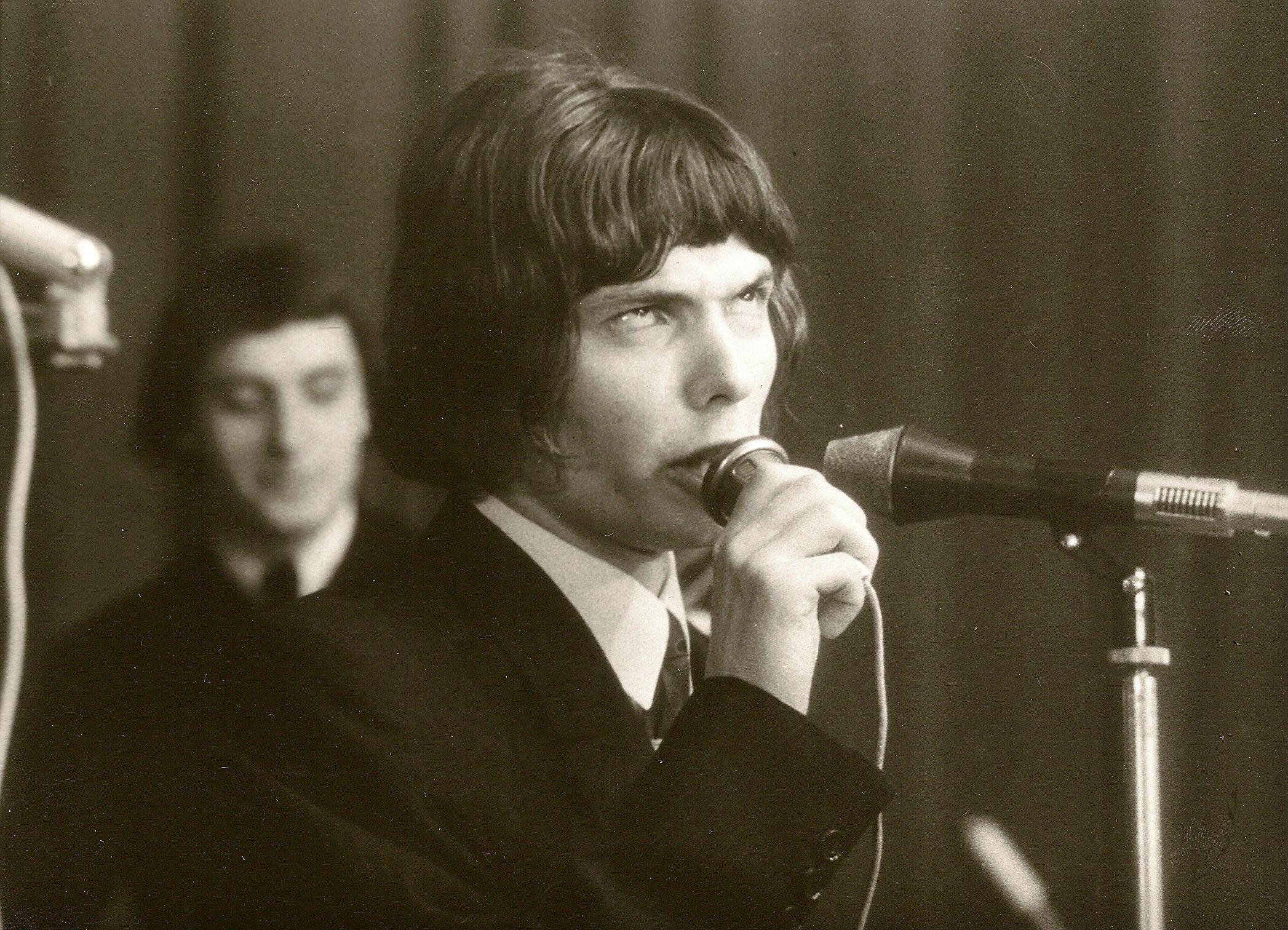 2. kép. <em>A válogatás</em>. Gazdag Gyula, 1970.