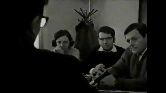 3. kép. <em>A válogatás</em>. Gazdag Gyula, 1970.