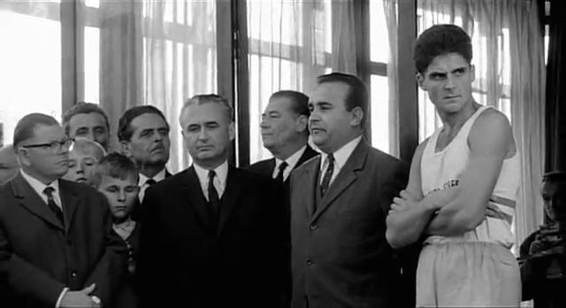 1. kép. <em>Hosszú futásodra mindig számíthatunk</em>. Gazdag Gyula, 1969.