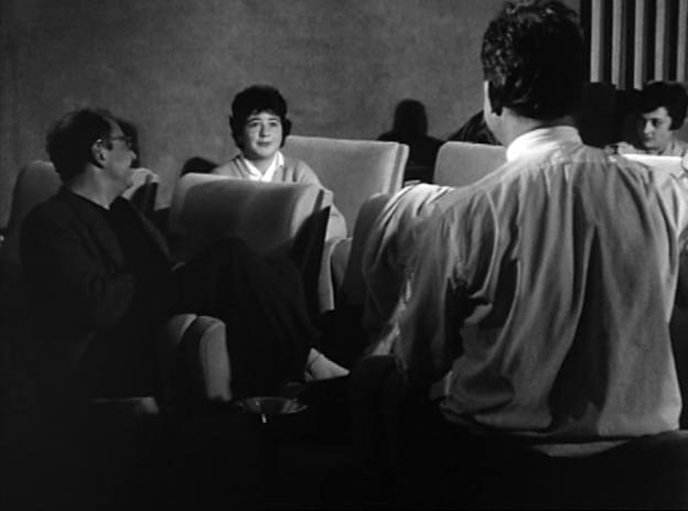4. kép - <em>Egy nyár krónikája</em>. Edgar Morin, Jean Rouch, 1961.