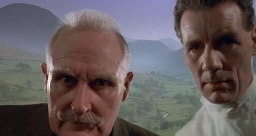 10. kép - A Brazil utolsó jelenete, ahol a néző számára lelepleződik a boldog befejezés illúziója - <em>Brazil</em> (Terry Gilliam, 1985)