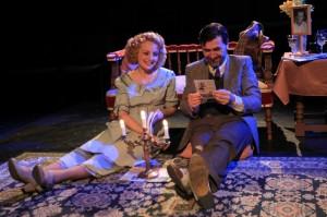 Tennessee Williams:Üvegfigurák (Békéscsabai Jókai Színház. Szerk. Seregi Zoltán, 2013)