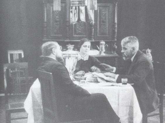 1.33: <em>A forradalmár</em> (<em>Revolyutsioner</em>. Yevgeni Bauer, 1917)
