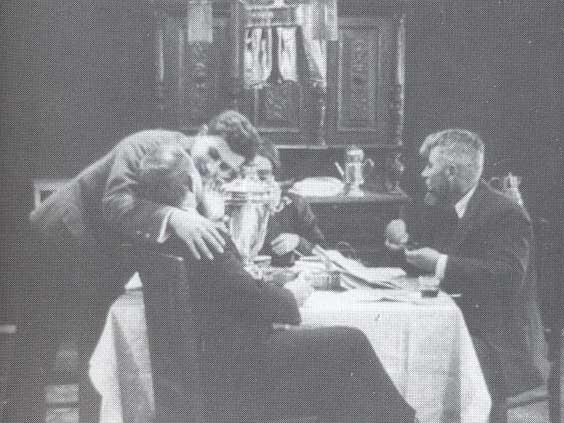 1.35: <em>A forradalmár</em> (<em>Revolyutsioner</em>. Yevgeni Bauer, 1917)