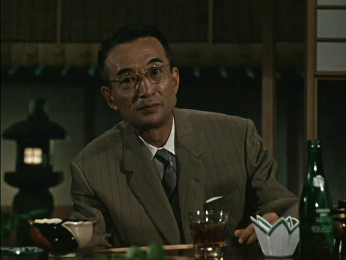1.4: <em>Akibiyori</em> (<em>Késő ősz</em>. Ozu Yasujiro, 1960): beszélgetés az ebédlőasztal körül…