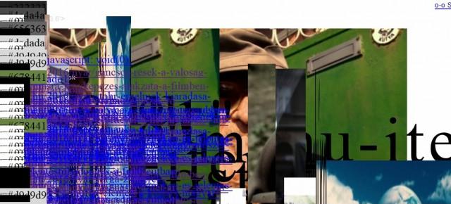 A net art az net art az net art. A médiumspecifikusság és a posztmédia dichotómiája az internetes művészetben