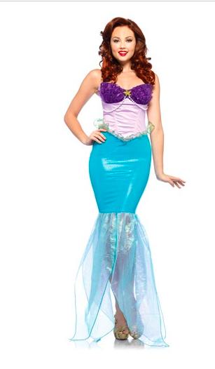 Disney Ariel jelmez hölgyeknek