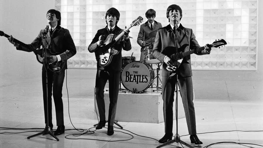 A Beatles az <em>Egy nehéz nap éjszakájá</em>ban