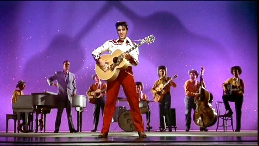 Elvis Presley a <em>Teddy Bear</em> epizódban