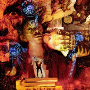 Modern mítosz és metafikciós elemek Neil Gaiman Sandman-sorozatában