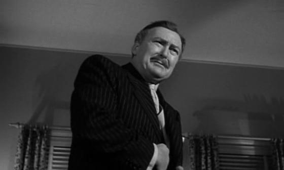Soberin halála aCsókolj halálosan című filmben (Kiss Me Deadly. Robert Aldrich, 1955)