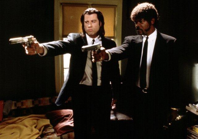 Ponyvaregény (Pulp Fiction. Quentin Tarantino, 1994)