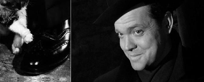 A harmadik ember (The Third Man. Orson Welles, 1949)