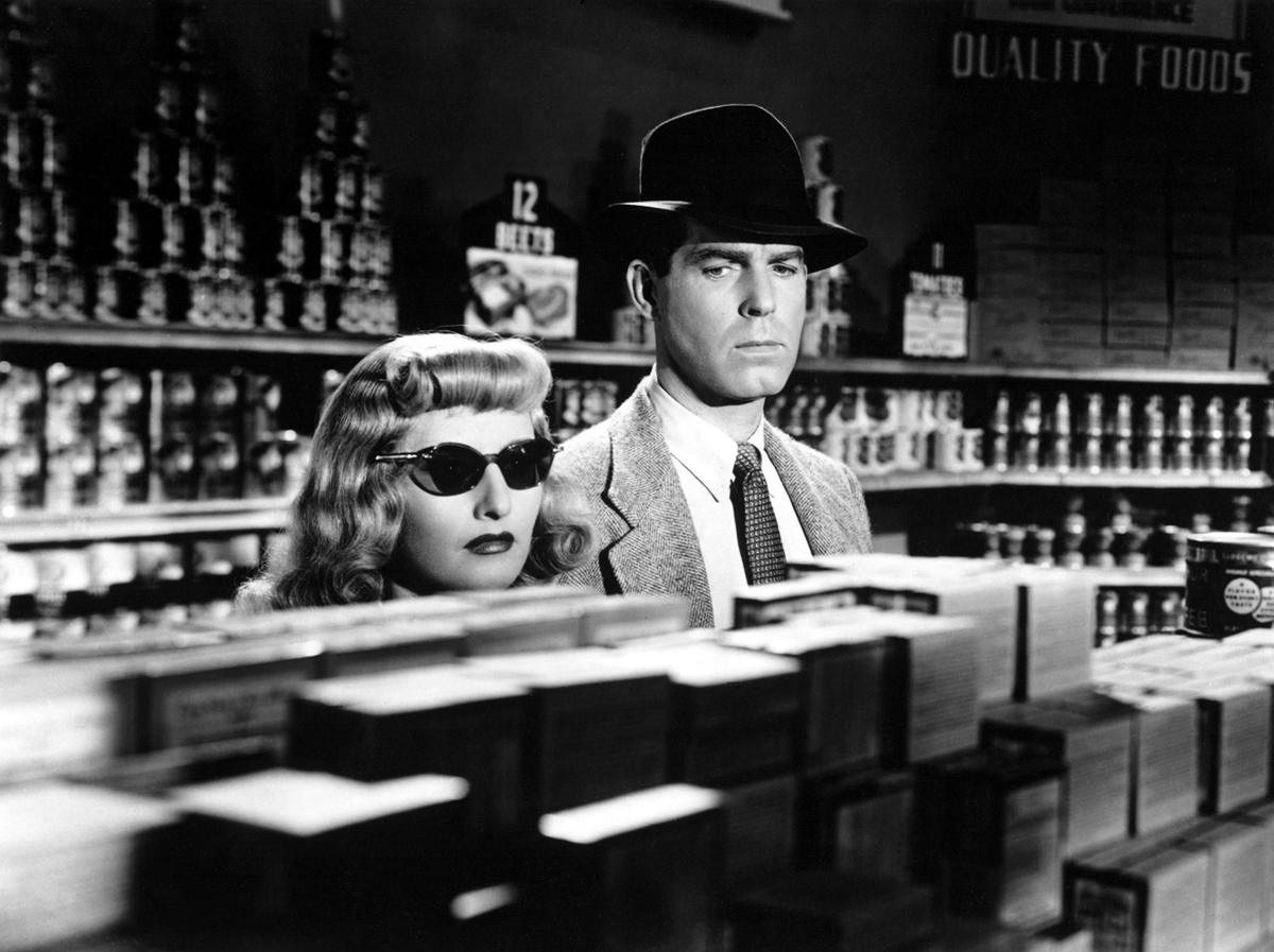 Gyilkos vagyok (Double Indemnity. Billy Wilder, 1944)