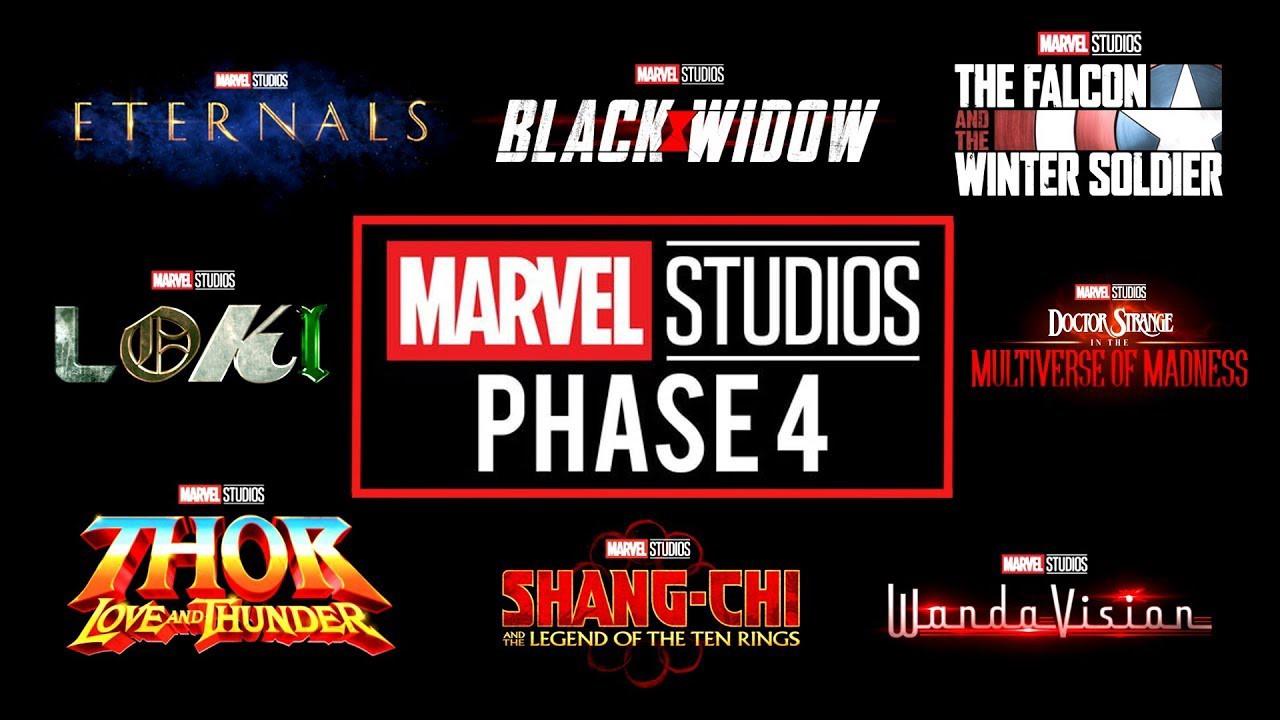 A negyedik szakaszhoz kapcsolódóan bejelentett produkciók