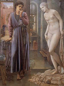Edward Burne-Jones: Pygmalion and The Image II. The Hand Refrains
