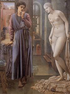 Edward Burne-Jones: Pygmalion and The Image II. The Hand Refrains