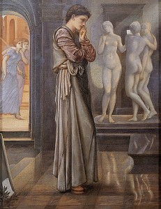 Edward Burne-Jones: Pygmalion and The Image I. The Hand Refrains