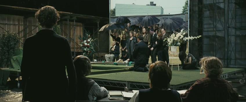 Színház a filmben - Hazel újrajátszott temetése
