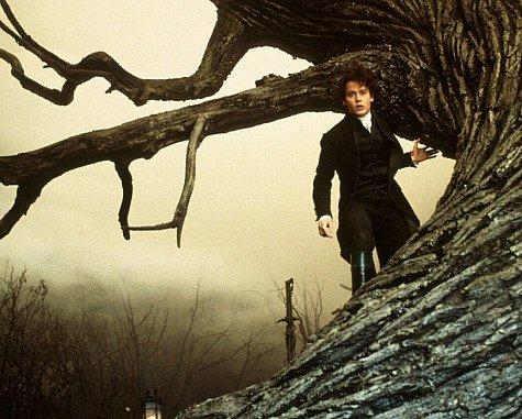 Az Álmosvölgy legendája (Sleepy Hollow. 1999, Tim Burton)