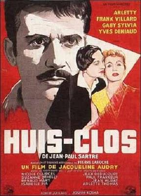 Zárt tárgyalás (Huis clos. Jean-Paul Sarte, 1954)