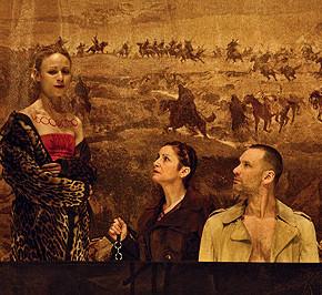 Egy ironikus-allegorikus színházolvasat: Zsótér sánta marionettjei