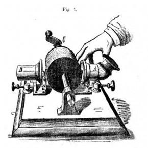 A beszélő fonográf (1877)