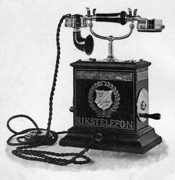 Telefon 1896-ból
