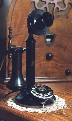 Telefon 1920-ból