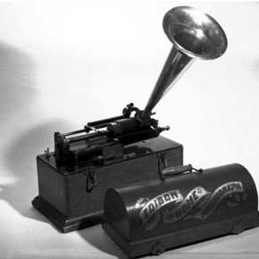 A beszélő fonográf (1878)