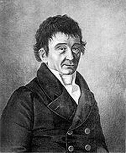 Ersnt Chladni (1756-1827), német fizikus és zenész