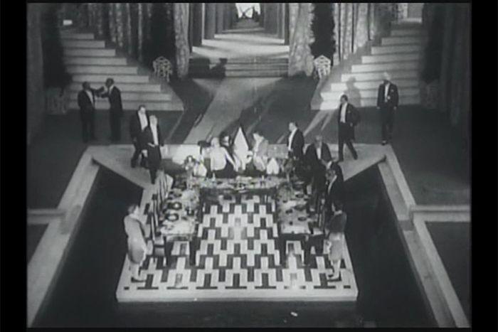 Dekoráció - L'Inhumaine (Marcel L'Herbier, 1924)