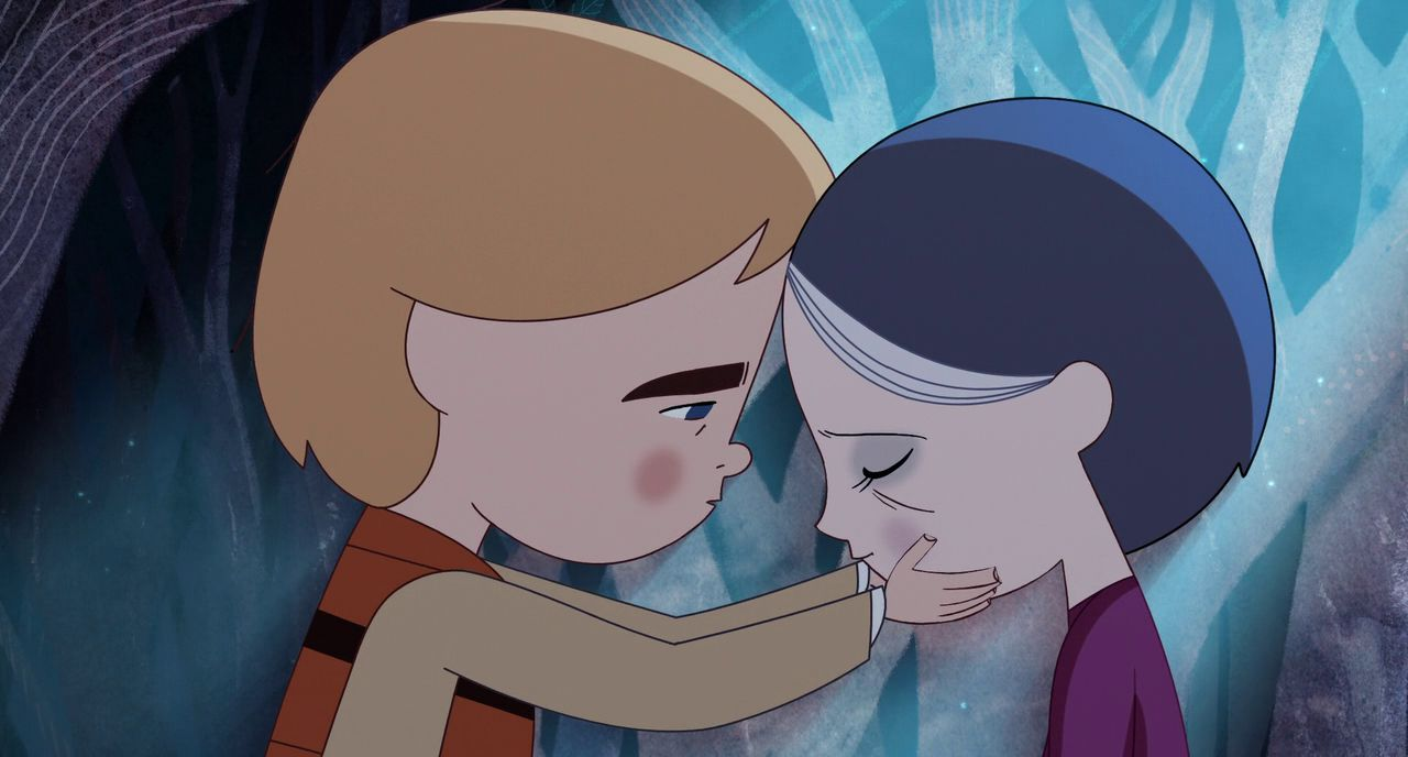 Ben és Saoirse