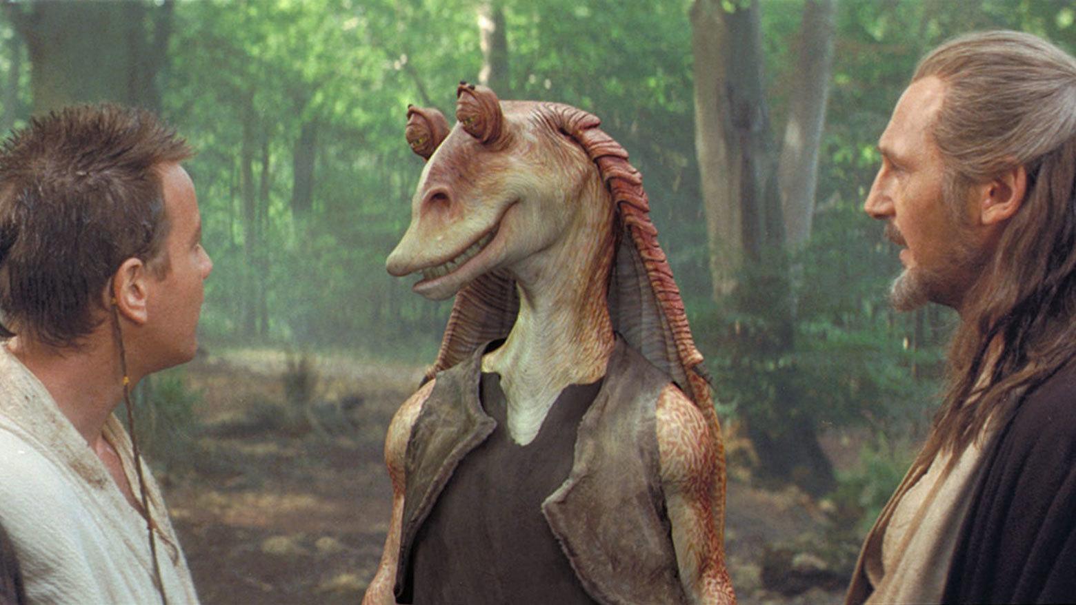 <em>Baljós árnyak</em> (George Lucas, 1999)