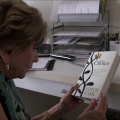 1. Edith Eva Eger A döntés című életrajzi könyvének eredeti, angol nyelvű kiadásával