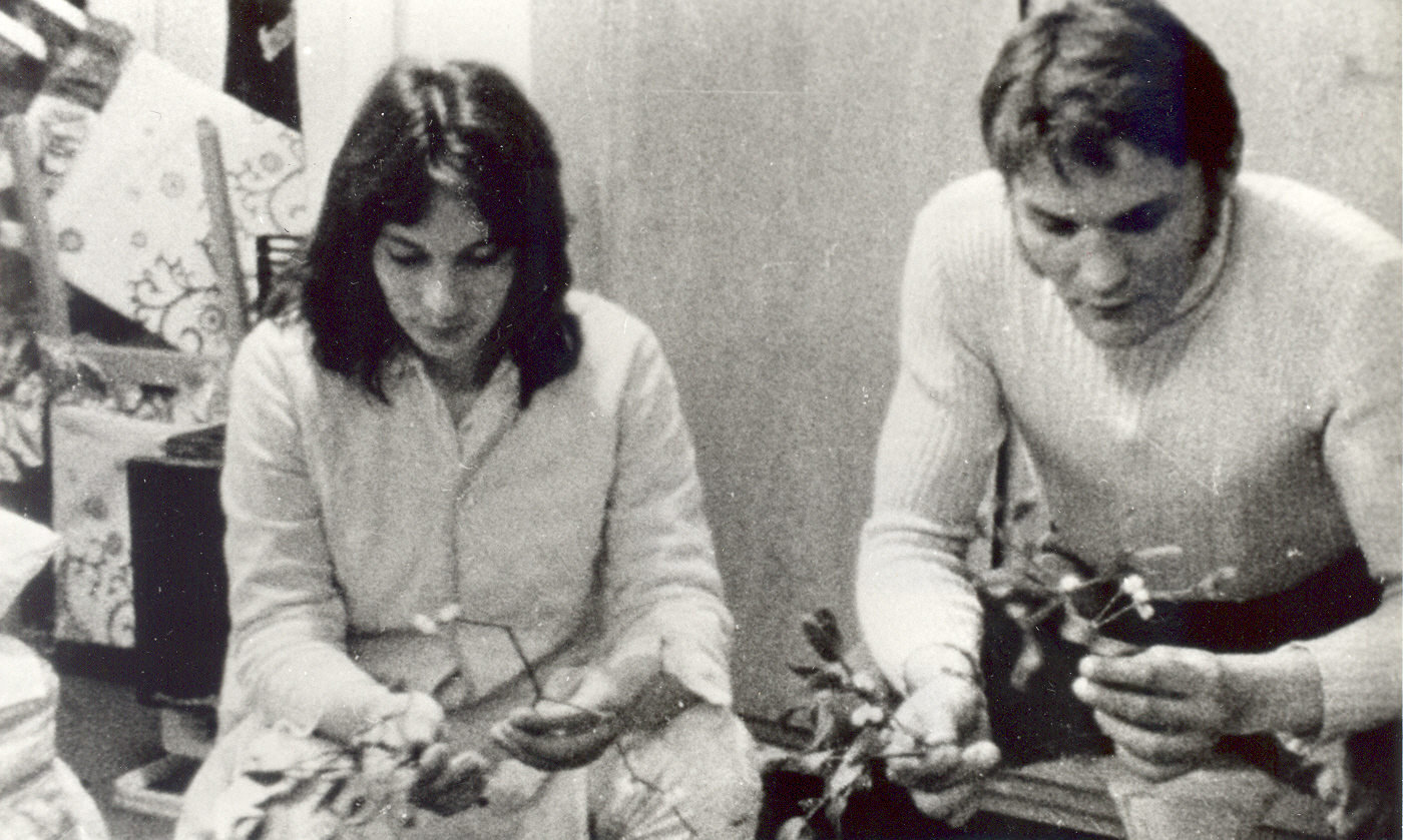 3. kép - <em>Fagyöngyök.</em>  Ember Judit, 1978.