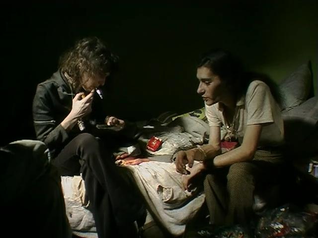 6. kép - <em>Vanda szobája</em>.  (No Quarto da Vanda. Pedro Costa, 2000)