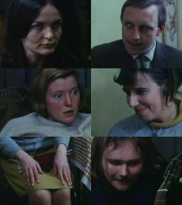 3. kép - <em>Ólmos percek</em>. (Bleak Moments. Mike Leigh, 1971)