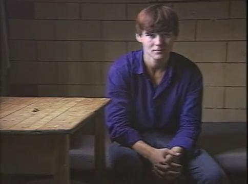 7.kép <em> Bebukottak </em>. Mész András, 1985.